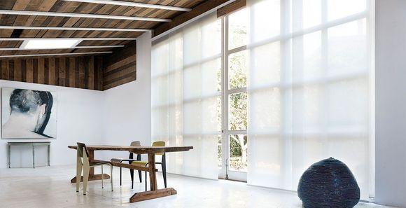 Charmant Les Panneaux Japonais Ont La Cote Et Sont Une Solution Idéale à Long Terme  Pour La Décoration De Votre Maison. Vous Pourrez également Le Combiner Avec  Des ...